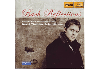 David Theodor Schmidt - Bach Reflections - (CD)