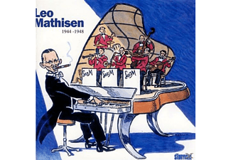 Leo The Lion Mathisen - Leo Mathisen: 1944-1948 - (CD)