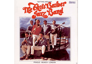 The Chris Barber Jazz Band - Getting Around - (CD)