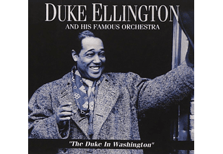 Duke And His Famous Orch Ellington, Duke And His Famous Orchestra 1943-19 Ellington - The Duke In Washington - (CD)