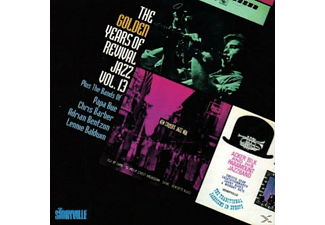 VARIOUS - Golden Years Of Revival Jazz Vol.13 - (CD)
