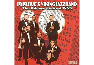 Papa Bue's Viking Jazzband - The Odense Concert 1963 - (CD)