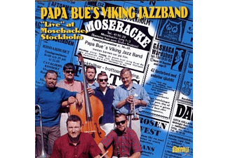 Papa Bue's Viking Jazzband - Live At Mosebacke Stockholm - (CD)