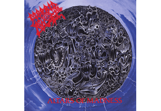 Morbid Angel - Altars Of Madness [CD]