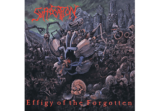 Suffocation - Efiggy Of The Forgotten - (CD)