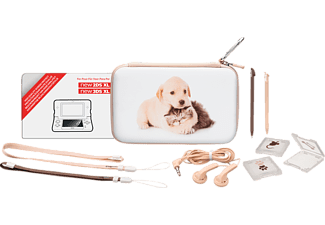 BIGBEN Nintendo 2DS XL Pack Essential Baby Animals, Zubehör Set