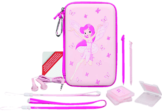 BIGBEN Nintendo 2DS XL Pack Essential Fairy, Zubehör Set