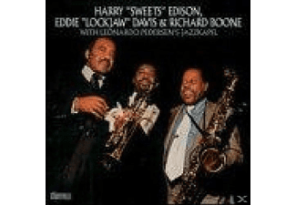 "Harry ""Sweets"" Edison, Eddie ""Lockjaw"" Davis, Richard Boone, Leonardo Pedersen's Jazzkapel - With Leonardo Pedersen Jazzkapel - (CD)"
