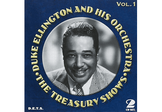 Duke Ellington & His Orchestra - The Treasury Shows Vol. 1 - (CD)