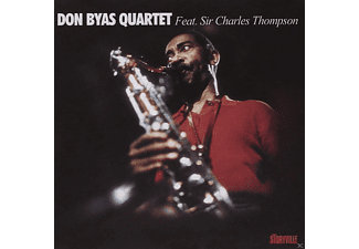 Don Byas Quartet, Sir Charles Thompson - Feat.Sir Charles Thompson - (CD)