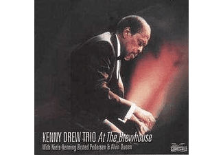 Kenny Drew Trio - At The Brewhouse - (CD)