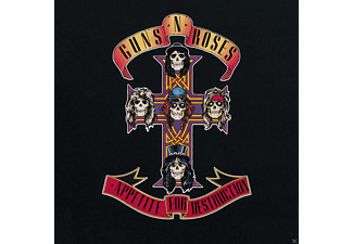 Guns N' Roses - Appetite For Destruction - (Vinyl)