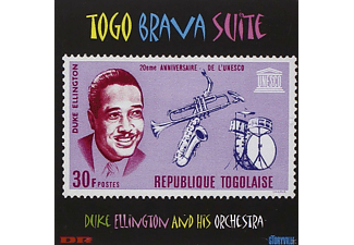 Duke Ellington & His Orchestra - Togo Brava Suite - (CD)