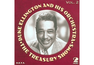 Duke Ellington & His Orchestra - The Treasury Shows Vol. 2 - (CD)