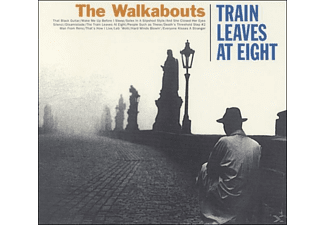 The Walkabouts - Train Leaves At Eight - (CD)