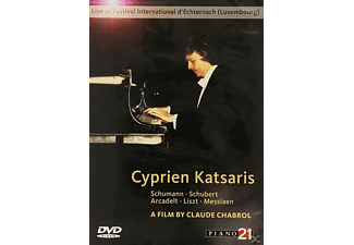 Cyprien Katsaris - INTERNATIONAL FESTIVAL OF LUXEMBOURG - (DVD)