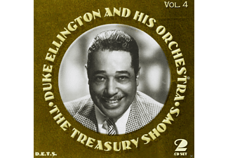 Duke Ellington & His Orchestra - The Treasury Shows 04 - (CD)