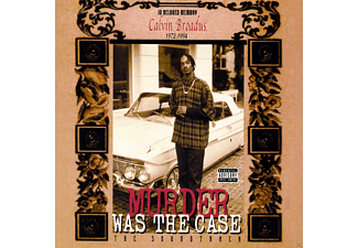 VARIOUS - Murder Was The Case (Ost) - (Vinyl)