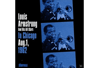 Louis Armstrong & His Allstars - In Chicago,Aug.1,1962 - (CD)