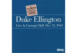 Duke Ellington - Live At Carnegie Hall Dec.. 11. 1943 - (CD)