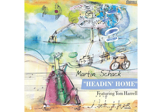 Martin Schack, Tom Harrell - Headin' Home - (CD)