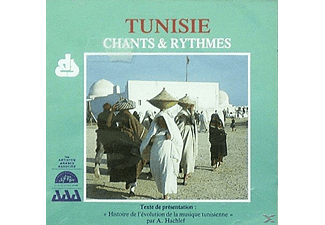 VARIOUS - Tunisie.Chants & Rhythmes - (CD)