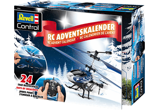 REVELL 01015 Adventskalender Helikopter RC Helikopter