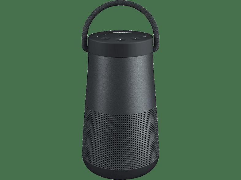 BOSE Soundlink Revolve+ Bluetooth speaker Black τηλεόραση   ψυχαγωγία ήχος wireless audio smartphones   smartliving αξεσουάρ κιν