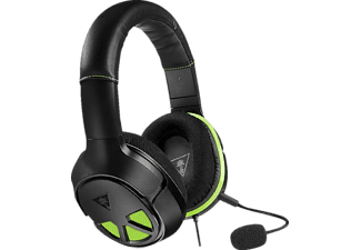 TURTLE BEACH XO THREE Gaming-Headset für Xbox One, Schwarz/Grün