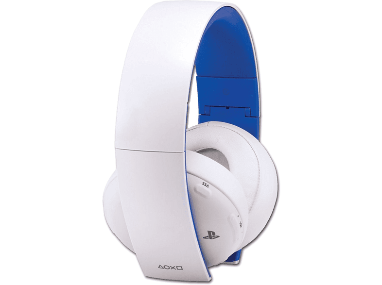 SONY Wireless Stereo Headset 2.0 PS4/PS3/PS Vita White gaming απογείωσε την gaming εμπειρία αξεσουάρ ps4 sales