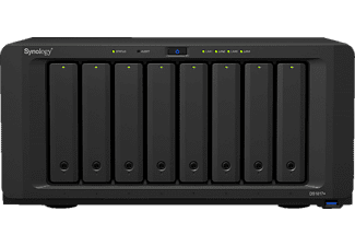 SYNOLOGY DS 1817+ 8-Bay, Schwarz