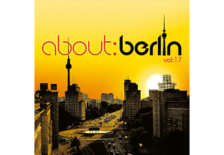 VARIOUS - About:Berlin Vol:17 - (Vinyl)