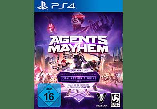 Agents of Mayhem Day One Edition [PlayStation 4]