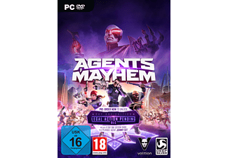 Agents of Mayhem Day One Edition - PC