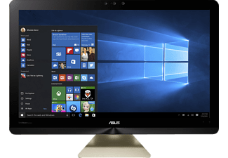 ASUS Zen AiO Pro, All-in-One PC mit Core™ i7 Prozessor, 16 GB RAM, 1 TB HDD, 128 GB SSD, GeForce® GTX 1050