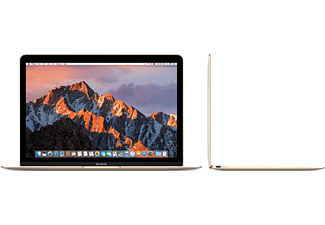 "APPLE Macbook 12"" MNYK2KS/A - Guld"