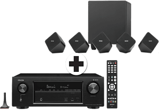 DENON AVR-X1400H + SYS-2020