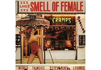 The Cramps - Smell Of Female - (Vinyl)