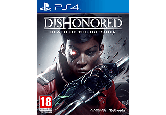 Dishonored - Death Of The Outsider | PlayStation 4