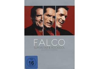 Falco - Superstar & Rockidol - (DVD)