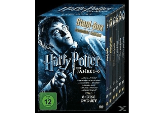 Harry Potter Steel Box Sammler Edition: Steelcase - (DVD)