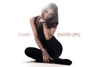 Jennifer Lopez - Rebirth (CD)