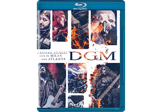 DGM - Passing Stages - Live In Milan And Atlanta (Blu-ray)