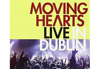 Moving Hearts - Moving Hearts-Live In Berlin - (CD)
