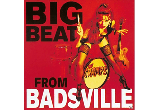The Cramps - Big Beat From Badsville (Coloured Vinyl) [Vinyl]