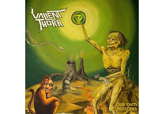 Valient Thorr - Our Own Masters (LP) - (Vinyl)