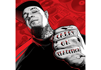 Vinnie Paz - Carry On Tradition - (Vinyl)