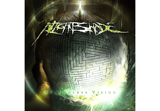 Nightshade - AN ENDLESS VISION - (CD)