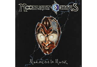 Moonlight Circus - Madness in Mask - (CD)