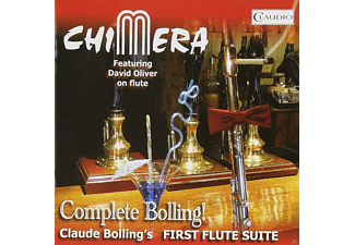 Claude  Bolling - Chimera - Complete Bolling! - (CD)